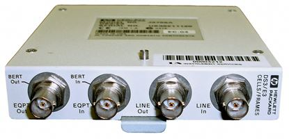 Picture of Agilent/HP J3759A DS3/E3 Cells and Frames Module