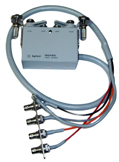 Picture of Agilent/HP 16048G Test Lead Set for the 4294A