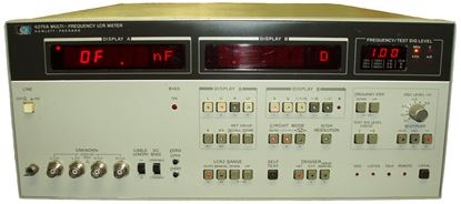 Picture of Agilent/HP 4275A Multi-Frequency LCR Meter
