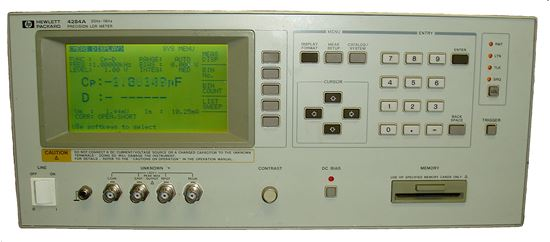 Picture of Agilent/HP 4284A 1 MHz LCR Meter