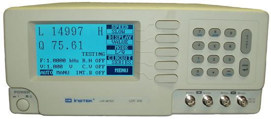 Picture of Instek LCR-816 High Precision LCR Meter