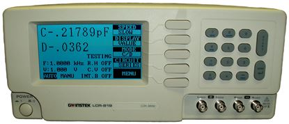 Picture of Instek LCR-819 High Precision LCR Meter
