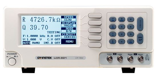 Picture of Instek LCR-821 High Precision LCR Meter
