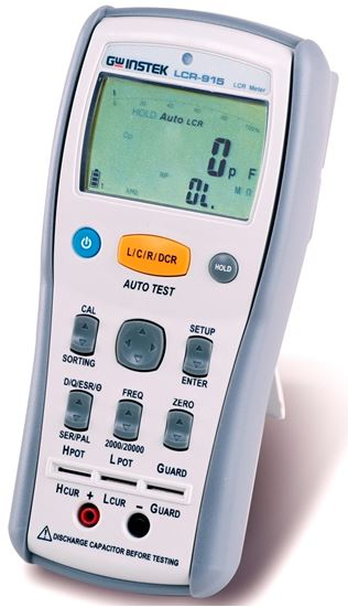 Picture of Instek LCR-915 10 KHz Hand Held LCR Meter