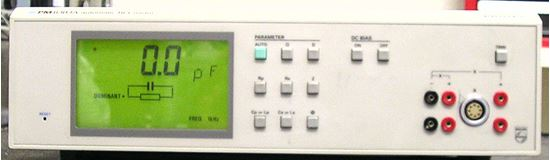 Picture of Phillips PM6303A LCR Meter
