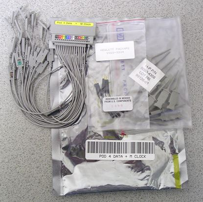 Picture of Agilent/HP 01650-61608 Logic Analyzer Pod