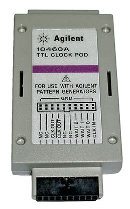 Picture of Agilent/HP 10460A TTL Clock Pod