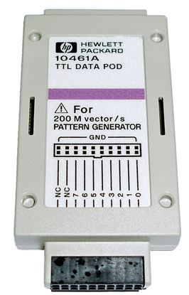 Picture of Agilent/HP 10461A TTL Pattern Generator Data Pod