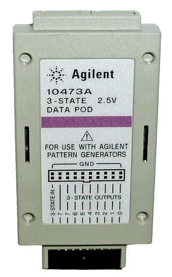 Picture of Agilent/HP 10473A 3-State 2.5 Volt Pattern Generator Data Pod