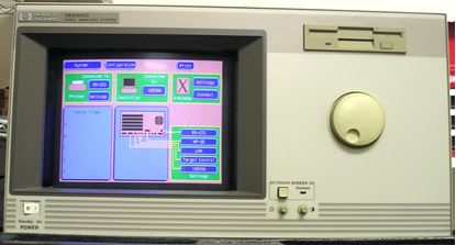 Picture of Agilent/HP 16500C Logic Analyzer Mainframe