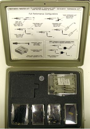 Picture of Agilent/HP 16518-68701 Accessory Kit for Expansion Boards