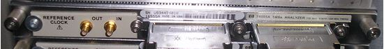 Picture of Agilent/HP 16555A 68 Ch State/Timing Logic Analyzer Card
