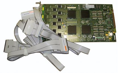 Picture of Agilent/HP 16950A 68 Channel 600 MHz State 4 GHz Timing Logic Analyzer Card