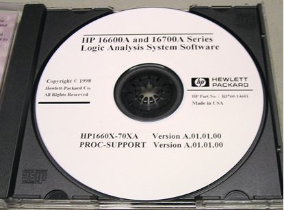 Picture of Agilent/HP B4600B System Performance Analysis Tool Set