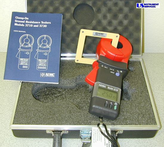 Picture of AEMC 3710 Clamp-on Ground Tester