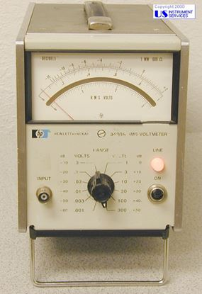 Picture of Agilent/HP 3400A RMS Voltmeter