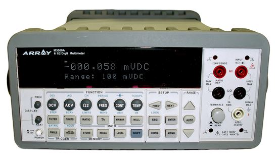 Picture of Array M3500A 6 1/2 Digit Multimeter with USB