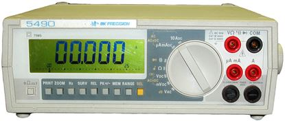 Picture of B&K Precision 5490 Precision Bench Top Multimeter
