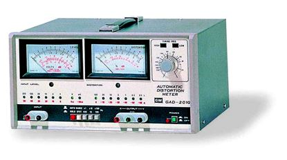 Picture of Instek GAD-201G Automatic Distortion Meter