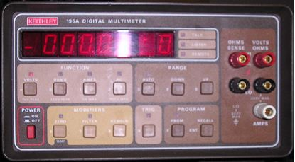 Picture of Keithley 195A Digital Multimeter