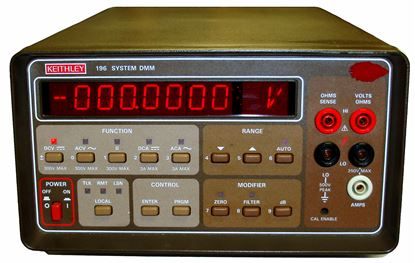 Picture of Keithley 196 System DMM