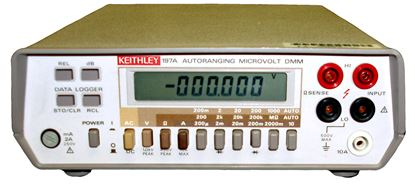 Picture of Keithley 197A Multimeter
