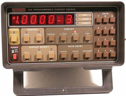 Picture of Keithley 224 Programmable Current Source