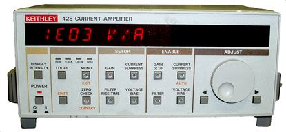 Picture of Keithley 428 Current Amplifier with IEEE-488