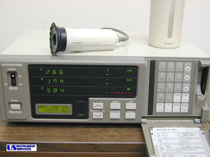 Picture of Minolta CA-100 CRT Color Analyzer