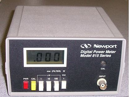 Picture of Newport 815 Digital Power Meter