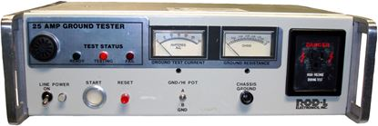 Picture of Rod-L Instruments Model M25 Ground and Bond Tester