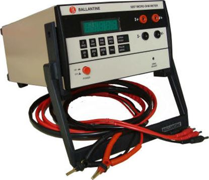 Picture of Ballantine 3207 4 1/2 Digit High Precision MicroOhmmeter