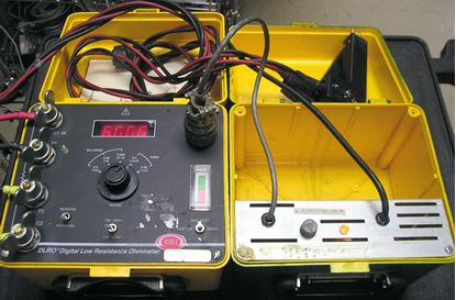Picture of Biddle DLRO 247000 Low Resistance Ohmmeter