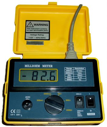 Picture of Reed K5090 Milliohmmeter New