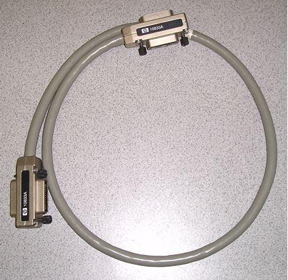 Picture of Agilent/HP 10833A 1M/3.3 Ft HPIB Cable