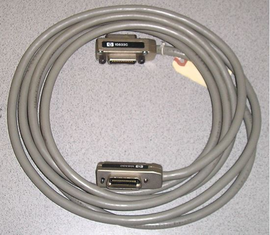 Picture of Agilent/HP 10833C 13.2 Foot HPIB Cable