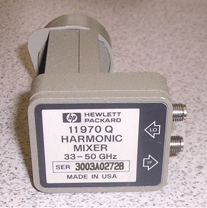 Picture of Agilent/HP 11970Q 33 to 50 Ghz Harmonic Mixer