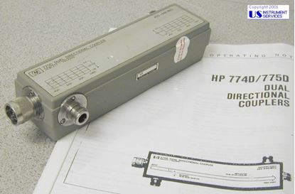 Picture of Agilent/HP 775D Dual Directional Coupler