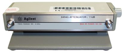 Picture of Agilent/HP 8494G 4 GHz Programmable Attenuator
