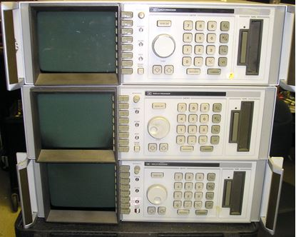 Picture of Agilent/HP 85101B Display Unit