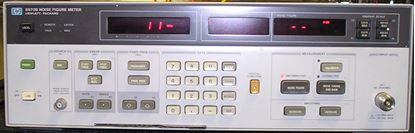 Picture of Agilent/HP 8970B Noise Figure Meter