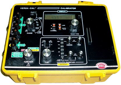 Picture of Biddle 720390 Versa-Cal Digital Thermocouple / Millivolt Calibration Test Set