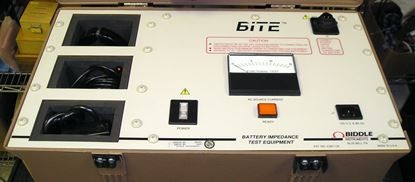 Picture of Biddle/Avo Model 246001 Bite Battery Impedance Test Set