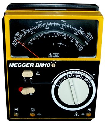 Picture of Avo/Biddle Megger BM10 Insulation Tester