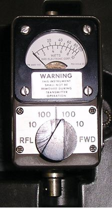 Picture of Bird 4110 Thruline Wattmeter