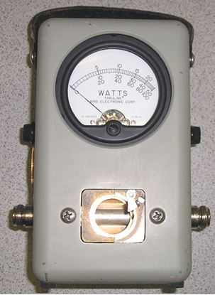 Picture of Bird 43 Portable Wattmeter