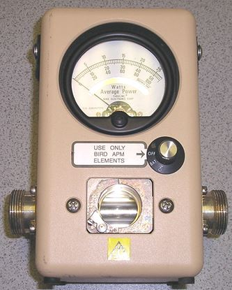 Picture of Bird APM-16 True RMS Portable Wattmeter