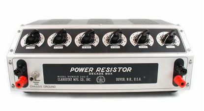 Picture of Clarostat 240C Decade Resistor Box