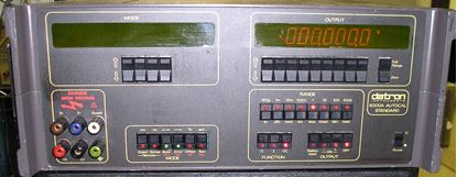 Picture of Datron 4000A DC Calibrator