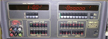 Picture of Datron 4700 AC/DC Calibrator